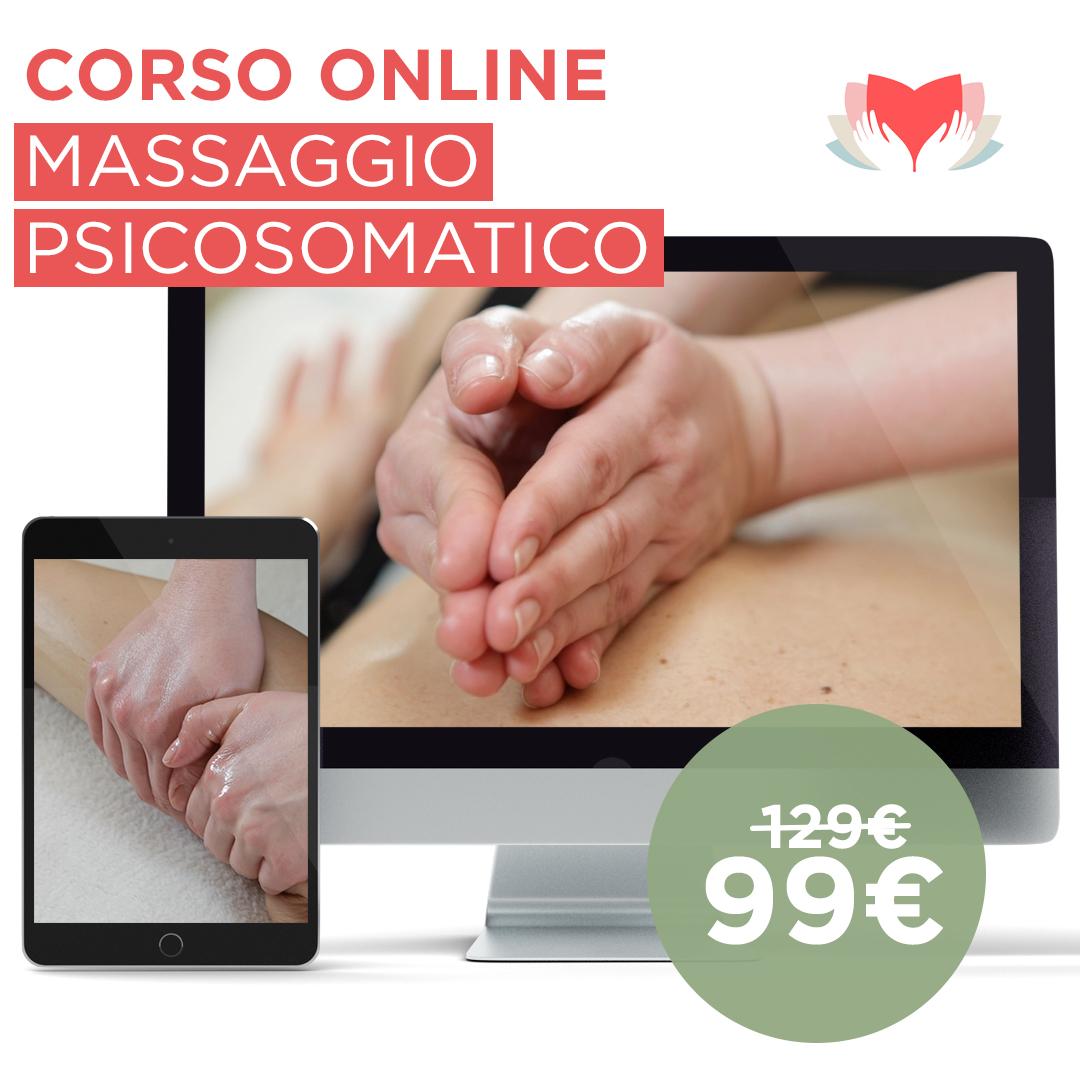 Corso Online Massaggio Psicosomatico